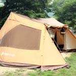 初キャンプ!!